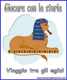 """Giugno è quasi finito e con esso anche il nostro """"periodo egiziano"""". Dopo aver fatto vasi, monili e scritto in geroglifico fino allo sfinimento, ho deciso che era il momento di passare oltre. Per v..."""