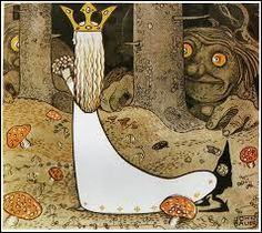 1000 Images About John Bauer On Pinterest The Elk