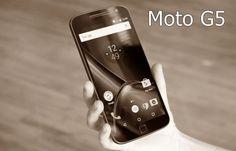 Moto G5 Price