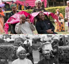 GOSSIP, GISTS, EVERYTHING UNLIMITED: Photos From Mohammed Babangida's Daughter's 10th L...