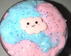 Spring Romance Fishbowl Slime Charms Included Slime Popular Slime Shop Popular Slime Shops Cool Slime Best Slime Best Selling Slime S Foam Slime, Diy Slime, Cotton Candy Cookies, Popular Slime, Putty And Slime, Pretty Slime, Slime Shops, Clear Slime, Cookie Run