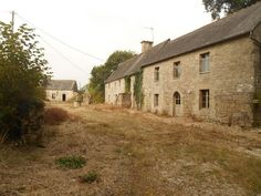 Longere for sale in Brittany, Morbihan (56), Séglien | French-Property.com French Property, More Photos, Brittany, How To Find Out, Country Roads, Farmhouse, France, Real Estate, Cottage