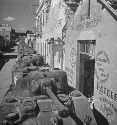 1st Armored Division in Tunisia