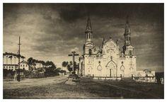 Sé de Olinda estilo Neo Gótico. 1920       Olinda PE