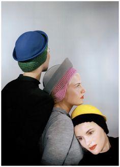 Erwin Blumenfeld | Vogue 1944