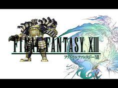 [FFRK] FFXIII | Vallis Media (Elite) Alexander Battle ###