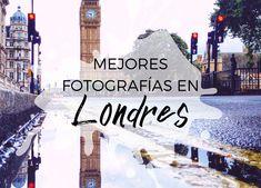 Dónde sacar las mejores fotos en Londres: los lugares más instagrameables - Marina Visuals London Eye, Covent Garden, Churchill, Westminster, Big Ben, Times Square, Instagram, Travel, World