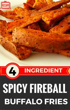 On The Chew, Guy Fieri shared his sizzling recipe for spicy fireball buffalo fries, and reveals his latest cookbook, Guy on Fire.