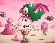 buff monster - Google Search