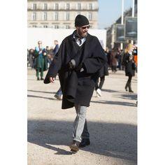 Street Style: Ermenegildo Zegna's Stefano Pilati