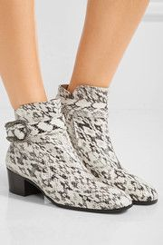 Elaphe ankle boots