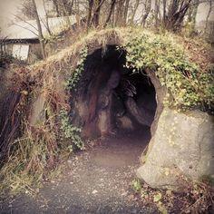 Amazing Snaps: A Real Life Hobbit Hole