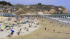 Avila Beach. San Luis Obispo, California.