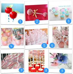 The Baby Shower Shop is here to make planning and hosting a baby shower fun and easy!: Paper Straws - Beverages and Beyond...