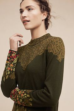Being Bohemian: DECEMBER Women's CLOTHING Favorites at Anthropologie and FP