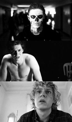Evan Peters, American Horror Story