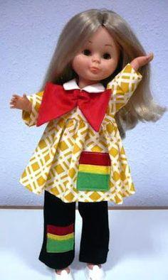 Yo fuí a EGB .Los años 60's y 70's.Los juguetes de los años 60 y 70. yofuiaegb Yo fuí a EGB. Recuerdos de los años 60 y 70. Nancy Doll, Vintage Toys, Nostalgia, Dolls, History, Classic, Sew, Old Fashioned Toys, Childhood Memories