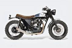 W800 by Moto di Ferro