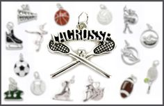 Look what's NEW! This Lacrosse charm is the perfect accent to any of our charm spirit bracelets or key chains. Just $4!  Follow the link below & enter your zip code to shop this & all of our other  sports charms!  ---> http://justjewelry.com/FindConsultant.aspx <---  #justjewelry #jewelry #fashionjewelry #fashionaccessories #new #charms #sports