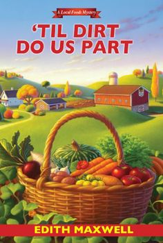 'Til Dirt Do Us Part (Local Foods Mystery) by Edith Maxwell,http://www.amazon.com/dp/0758284640/ref=cm_sw_r_pi_dp_AY9dtb0YQ0W409QV