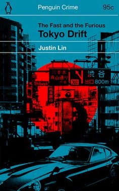 Tokyo Drift ~ Penguin Crime ...why blue??