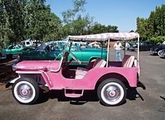 1962 Willys Jeep Surrey Gala Limited Edition | by aldenjewell