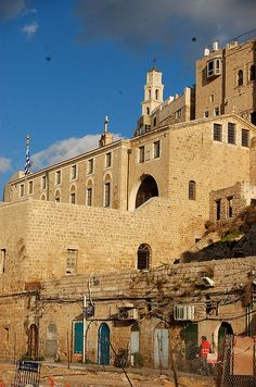 Old Port, Jaffa, Israel
