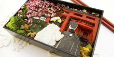 El arte de disfrutar la comida en un bentō