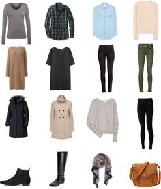 Switzerland: Winter - What to pack?
