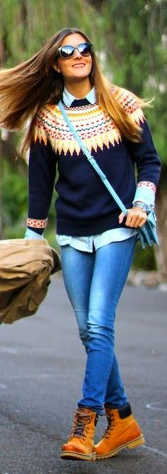 #Casual #Denim by Marilyn's Closet => Click to see what she wears
