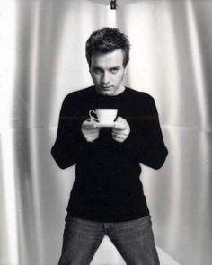 #Celebrities Drinking #Coffee: Ewan Mcgregor