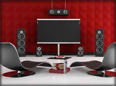How to Build a Home Theater and Must-Haves to Include -------------------------------------------------- Anyone can slap together a television and some speakers, but it takes a special touch to create a truly awesome home theater.