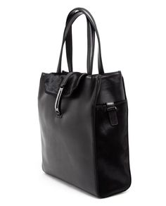 BARABOUX   Anna Leather and Ponyskin Tote Bag   Browns fashion & designer clothes & clothing