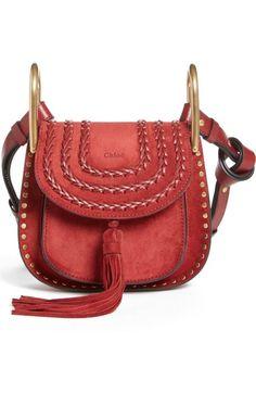 Chloé 'Mini Hudson' Crossbody Bag available at #Nordstrom