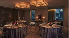 A sophisticated reception that helps warms up the night. Weddings @FSToronto