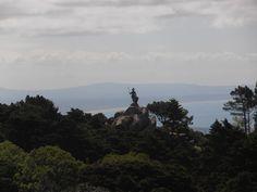 Estátua do Guerreiro, Parque da Pena, Sintra