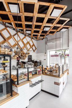Gallery of Przystanek Piekarnia Bakery / Five Cell - 12