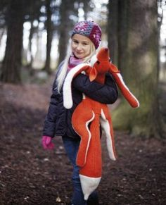 15  Fox Stuffed Animal Tutorials
