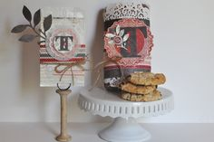 Suzanne Sergi for MME- Baked Goods packaging ideas!