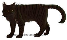 .:Tigerstar:. by Lithestep.deviantart.com on @DeviantArt