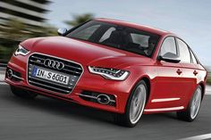 The Audi S6 will be powered by a 4.0-liter TFSI twin-turbocharged V8 with 420bhp of max power.