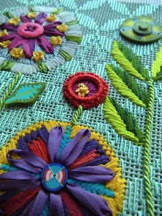 It's not your Grandmother's Needlepoint: I can't believe the fun is over