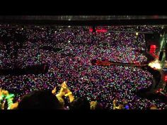 Coldplay has been turning its audience into interactive participants at recent concerts by handing them Xylobands, LED-illuminated wristbands that can be activated using a radio signal.