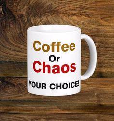 make the coffee