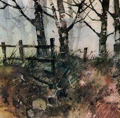 G. John Blockley (1921 — 2002, UK) watercolour.