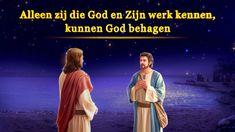 Luister naar de stem van God 'Alleen zij die God en Zijn werk kennen, ku... God Is, Knowing God, Heer, Concert, Movie Posters, Movies, 2016 Movies, Film Poster, Films