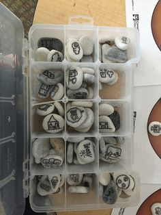 How to make your own story stones. Great for counseling, teaching, parenting and much more! #playtherapy Artofsocialwork