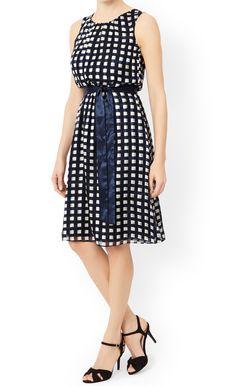 MONSOON Pia Silk Dress.  UK14 EUR42  MRRP: £129.00GBP - AVI Price: £65.00GBP