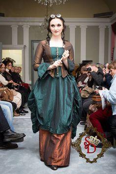 :: Crafty :: Sew :: Clothing 2 :: STEAMPUNK GRüNDERZEIT VIKTORIANISCH - 14 individuelle Produkte aus der Kategorie: Schmuck | DaWanda