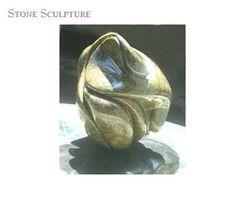 SOAPSTONE SCULPTURE - TOP VIEW by sculptor, Lauren DuMond Stone Sculpture, Soapstone, Top View, Sculptures, Carving, Fine Art, 3d, Design, Decor